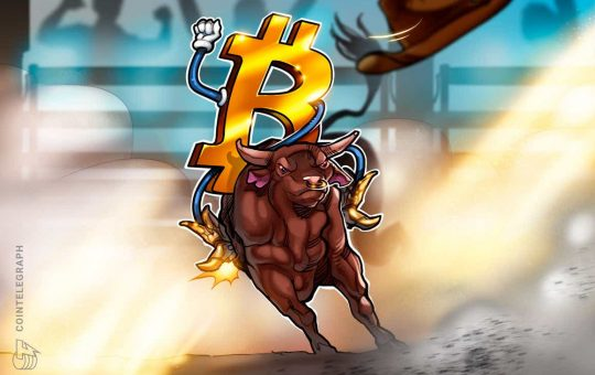 Bitcoin sees its highest ever daily close as BTC/Euro pair hits all-time highs