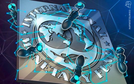 IMF recommends CBDC and global crypto standards for financial stability