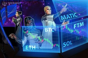 Top 5 cryptocurrencies to watch this week: BTC, ETH, SOL, MATIC, FTM